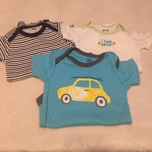 Set of 3 onesies